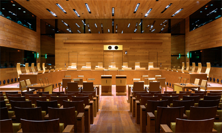 court The European Court of Justice (ECJ)